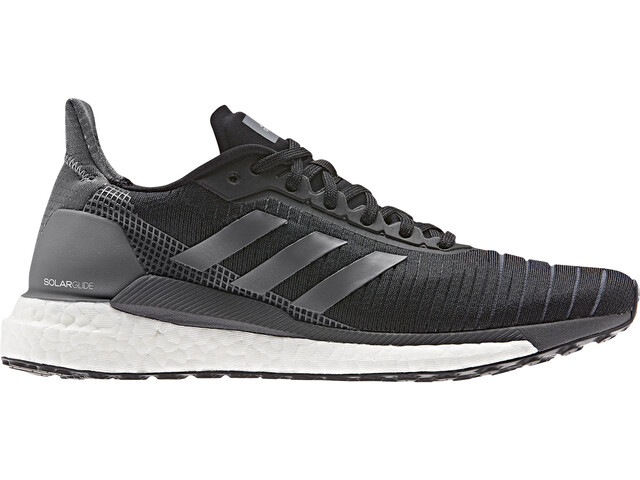 adidas Solar Glide 19 Low-cut Kengät Naiset, core black/grey five/footwear white
